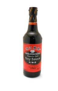 Superior Dark Soy Sauce by Pearl River Bridge (PRB) | Buy Online at The Asian Cookshop.